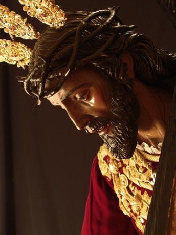 Ntro Padre Jesús de los Pasos en el Monte Calvario