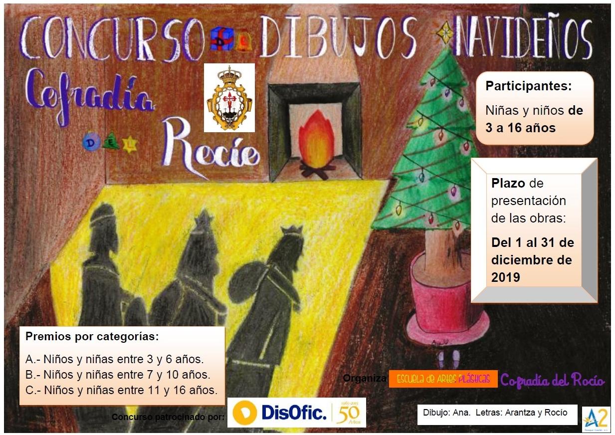 A2PC_IIConcurso_Navidad_Cofradia_Rocio_2019